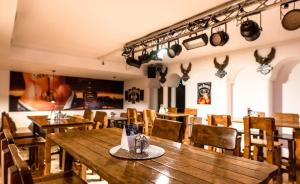 Restaurace v ubytování Hotel Styria