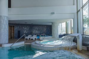 The swimming pool at or near Daniel Dead Sea Hotel