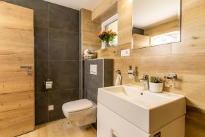 Kúpeľňa v ubytovaní Villa Gloria Rooms & Apartments