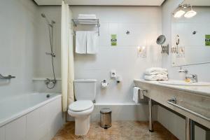 Ванная комната в Voznesensky Hotel