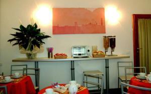 Cucina o angolo cottura di Bed & Breakfast Camollia
