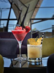 Drankjes bij H10 Playa Meloneras Palace