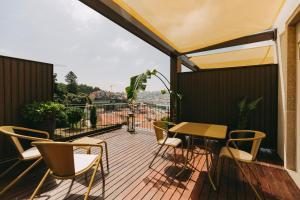 Een balkon of terras bij Torel Avantgarde