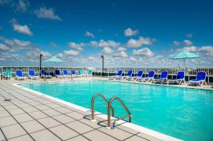The swimming pool at or near Hotel Monte Carlo Ocean City