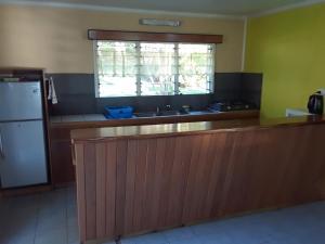 Una cocina o zona de cocina en Daku Resort Savusavu