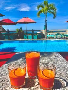 Het zwembad bij of vlak bij Mui Ne Hills Bliss Hotel