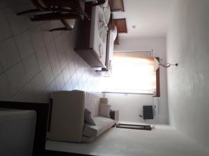 Χώρος καθιστικού στο Σιδέρης Λάμπρος Ενοικιαζόμενα Δωμάτια