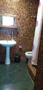 Ванная комната в Inn Usad'ba Ust'-Boyarskoe