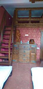 Кухня или мини-кухня в Inn Usad'ba Ust'-Boyarskoe