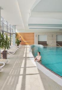 The swimming pool at or close to Bluesun Hotel Elaphusa