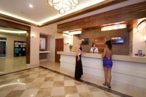 The lobby or reception area at Xperia Grand Bali Hotel - All Inclusive