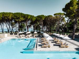 The swimming pool at or near Falkensteiner Hotel Adriana
