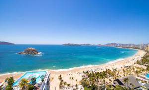 A bird's-eye view of Emporio Acapulco
