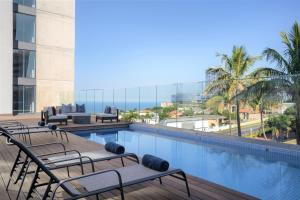 The swimming pool at or close to Premier Hotel Umhlanga