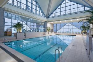 The swimming pool at or near Park Hyatt Tokyo