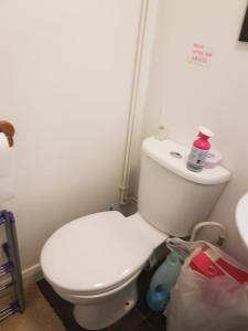 A bathroom at Beckenham Ravenscroft