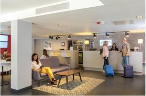 Guests staying at Holiday Inn Express Southwark, an IHG Hotel
