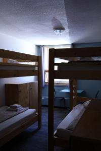 Litera o literas de una habitación en HI Lake Louise Alpine Centre