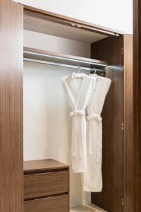 Een badkamer bij Hyatt Ziva Riviera Cancun All-Inclusive