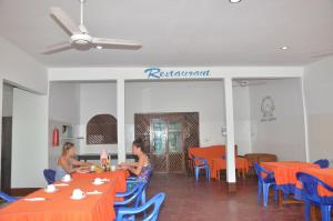 A restaurant or other place to eat at Bagamoyo Spice Villa
