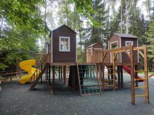 Детская игровая зона в Отель и Коттеджи Истра Holiday