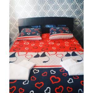 Ліжко або ліжка в номері Hotel/Reastaurant Relax