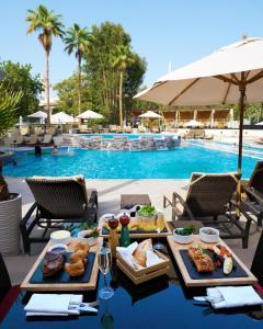 Piscina en o cerca de Jumeirah Creekside Hotel