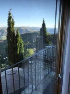 Balcon ou terrasse dans l'établissement Quinta de Santa Marinha