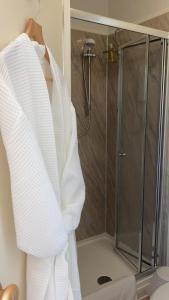 A bathroom at The Mayfair