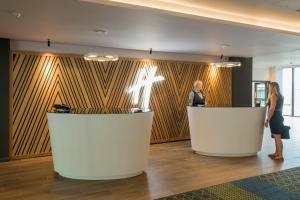 The lobby or reception area at Holiday Inn Bristol Filton, an IHG Hotel