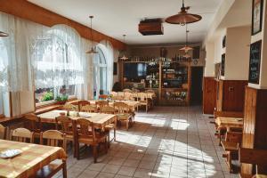 Ресторан / где поесть в Motel Tošanovice