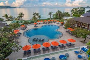 A view of the pool at Diamond Cliff Resort & Spa - SHA Plus or nearby