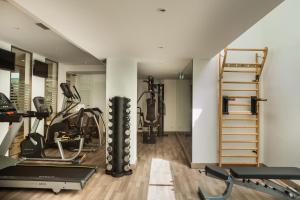Palestra o centro fitness di Electra Kefalonia Hotel & Spa
