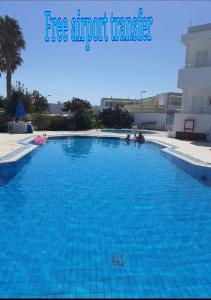 The swimming pool at or near Antonis Hotel