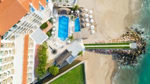 A bird's-eye view of Villa Premiere Boutique Hotel & Romantic Getaway