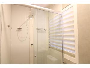 Ванная комната в Hotel Rio de Pedras