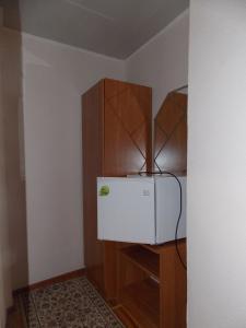 Кухня или мини-кухня в Гостиница Кузбасс