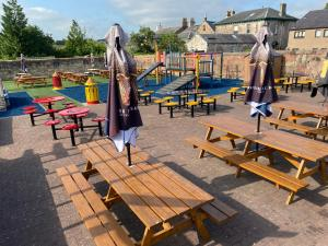 Children's play area at The Portmann Hotel