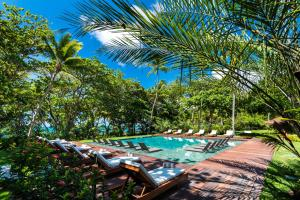 The swimming pool at or close to Tivoli Ecoresort Praia do Forte