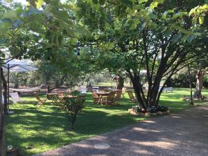 Giardino di Az. Agr. Parco dei Buoi