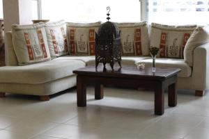 A seating area at 4Dreams Hotel Chimisay