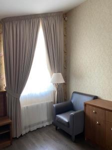 Гостиная зона в Residence Hotel & Spa