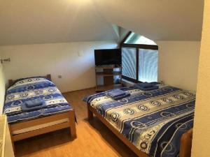 Krevet ili kreveti u jedinici u okviru objekta Resavski Uranak