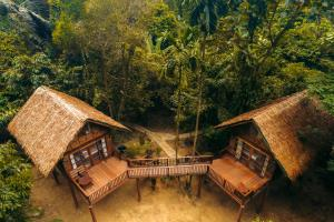 A bird's-eye view of Our Jungle House - SHA Certified