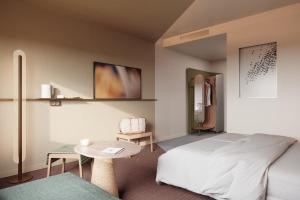 A television and/or entertainment center at Novotel Paris Orly Rungis