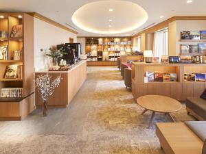 A restaurant or other place to eat at Rihga Royal Hotel Kokura Fukuoka