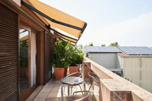 A balcony or terrace at Mercer Casa Torner i Güell