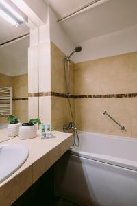 O baie la Hotel Timisoara