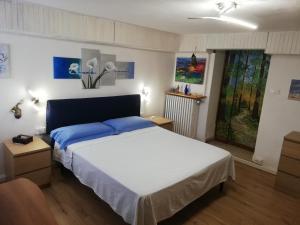 Letto o letti in una camera di Bed & Breakfast Gemma