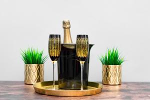 Drinks at The Berwyn – Berwyn House